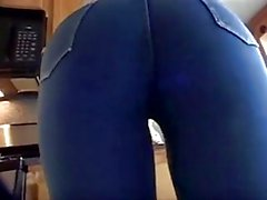 Hot MILF Sex In The Kitchen