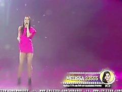 Eduman-Private - Melissa Barrera Upskirt