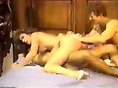 Amateur sheri St. Claire , John Holmes Jon Martin im Vintage- Geschlecht