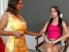 Persia Monir & Bonnie Skye (MOM BANGED MY GF)