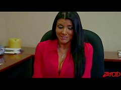 Office İnanılmaz Sekreteri Fucked