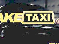 FakeTaxi - Pretty blonde british bab