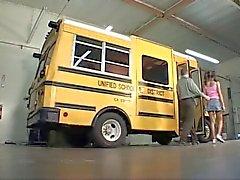Bus Scuola Mädchen 2