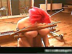 Busty большим Boobed большая задница рыжий птенец