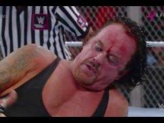WWE Brock Lesnar VS Begravningsentreprenör