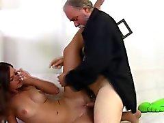 Sexig amatörmässig spruta kön