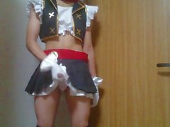 Japan cosplay cross dresse73