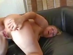 Amateur - Give her an Inch & She'll Take a Foot - Hubby Film