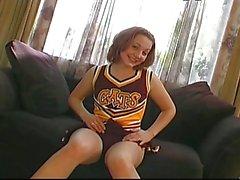Anal Cheerleader Holly