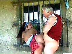Erotiska Butt Hoad län Puma Naken Spel