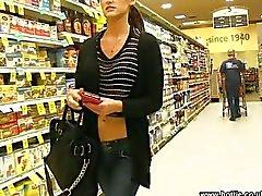 supermarchés clignoteur