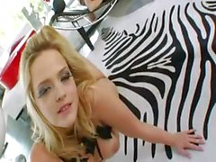 Extreme lezzie anal acrobats toying