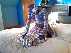cyborg verses cyborg