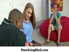 Interracial MILF Sex - Mommy go black 5