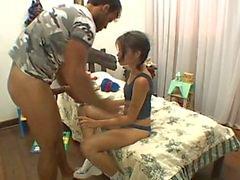 Hot Brasiliens Tonårs - Grov pussyen samt Anal raseri ( Fiz18scene1 )
