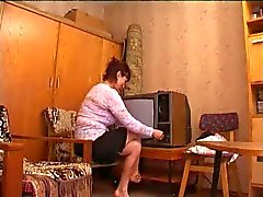Russian Mom with Not Her Sons