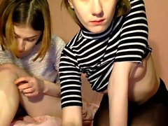 Horny teen brunette wife evelyn hughes foot fetish
