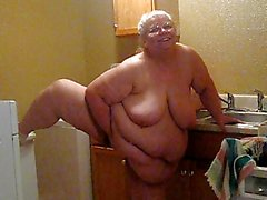 new cleaning house nude