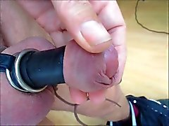 Bicycle tube on cock