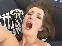 Brutal babes fisting on the bigbed