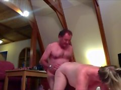 Chubby Mature British Wife