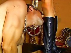 The bad slave needs a good lesson