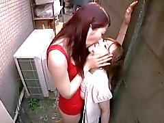 japanese lesbian (height doesn't matter)