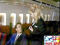 German airlines - Classic porno