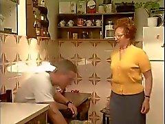 Rossi nonna x giovane l'uomo - 35 anni diference