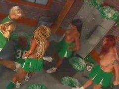 Strapon Cheerleader 1