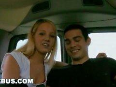 BAIT BUS - Steven Ponce perseestä Hetero Bait Cody Springs liikkuviin Van!