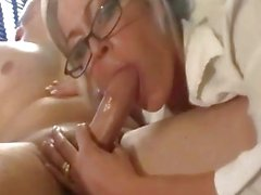 Milf Blowjob And Facial Compilat...