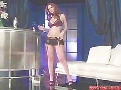 Smoking Striptease
