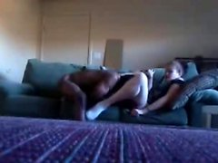 Puffy White EXGF Making Love With Black