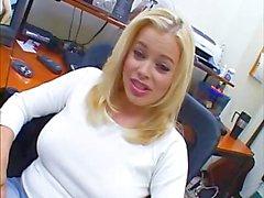 Alicia Rhodes gangbang