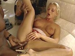 Black cock fuck Silvia