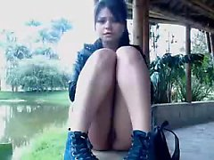 Burbuja webcam show outside - more videos on sexycams8 org