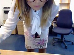 In the office-3