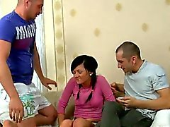 Непристойной тройка чертовски