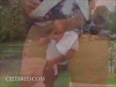 Lexi Fox pernas longas brasileira em Blowjob Threesome Velho Facial