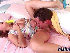 Natasha Nice Rides Cock (HUUU)