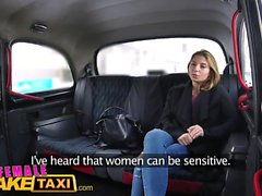 Female Fake Taxi Skinny Czech lesbians