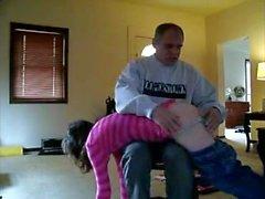 amateur spanking