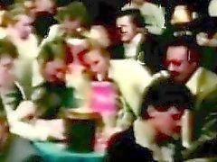 Weinlese-Tänzer-fucking Zusammenstellung