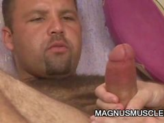 Adriano Eder and Heictor Mota: Delectable Hairy Daddies Sex Video