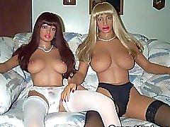 À ces de poupées de sexe va te faire jouir !