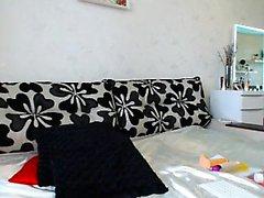 Domino Prasley masturbation solo