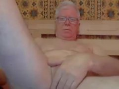 grandpa inme ve webcam'de oynama