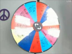 Crazy Hot Bitches Spin Wheel