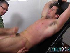 Gay video klip fetiş Trenton Ducati Bound ve Tickle d